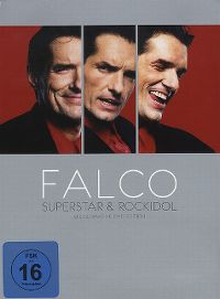 Cover Falco - Superstar & Rockidol [DVD]